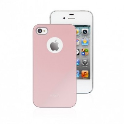 iGlaze Slim Case for iPhone 4 - Pink