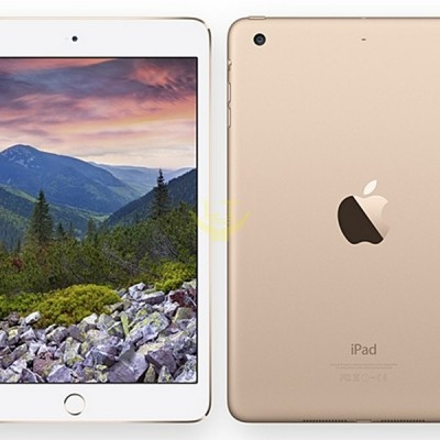 Ipad mini3 16GB (gold) Thai