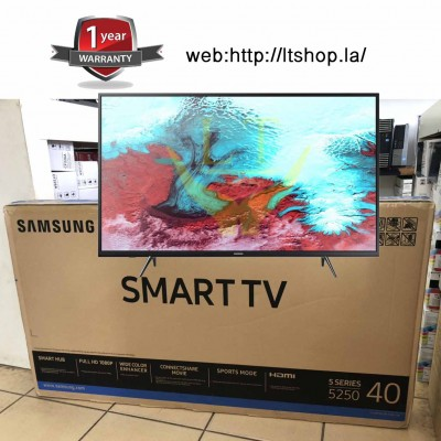 "Samsung 40"" Smart TV 5250"