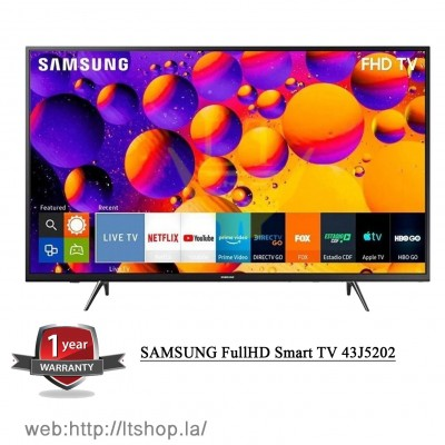 SAMSUNG FullHD Smart TV 43J5202