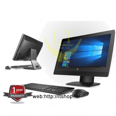 HP AIO ProOne600 - Core I3