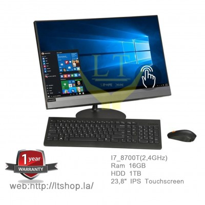AIO lenovo 520_27ICB- Core i7 - Touchscreen 27""