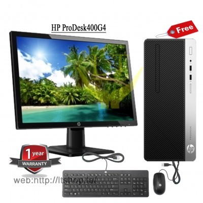 HP ProDesk400G4 - Core I5