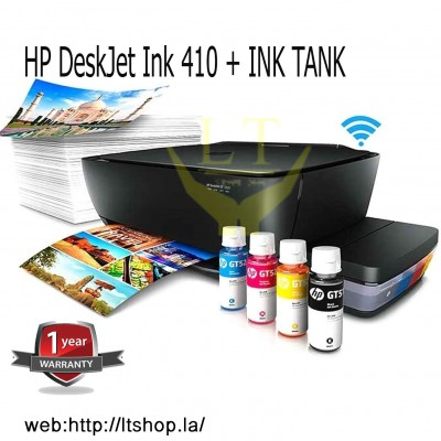 HP DeskJet Ink 415 + INK TANK WiFi