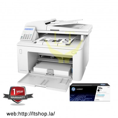 Laser (All-in-one) HP MFP M227FDN