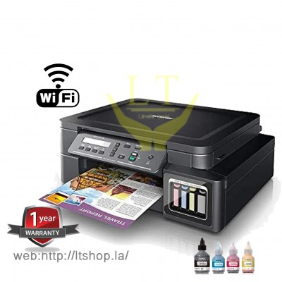 BROTHER DCP-T510W + INK TANK WiFi