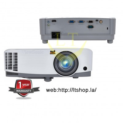 Projector ViewSonic PA502XP Free TV Samsung 32""