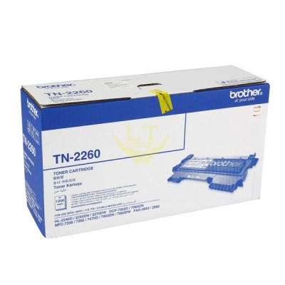 Toner Original BROTHER TN-2260
