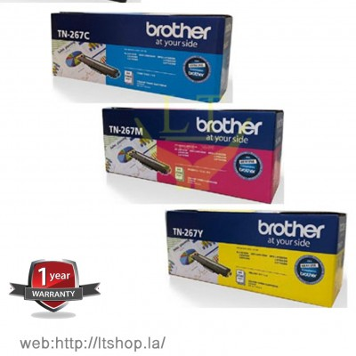 Toner Original BROTHER TN-267 C/M/Y