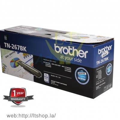 Toner Original BROTHER TN-267 BK