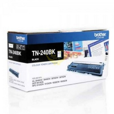 Toner Original BROTHER TN-240 'BK'