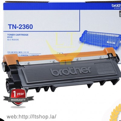 Toner Original BROTHER TN-2360