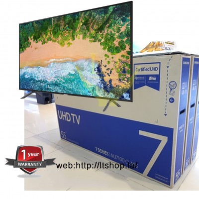 "55"" UHD 4K Smart TV RU7100 Series 7"